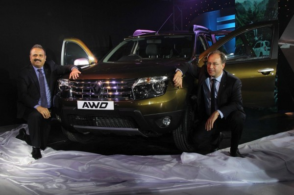 Renault DUSTER AWD Launch - 2