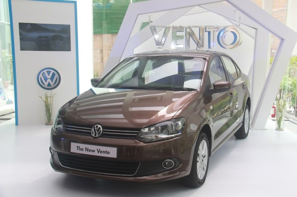 The New Volkswagen Vento 1.5 TDI