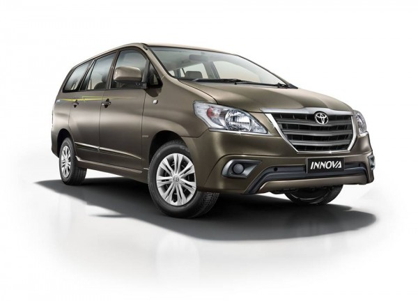 Toyota Innova Limited Edition 2014 1