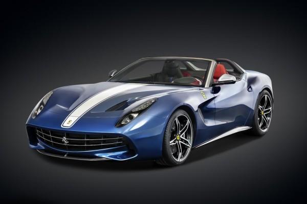 Ferrari F60America Pininfarina front
