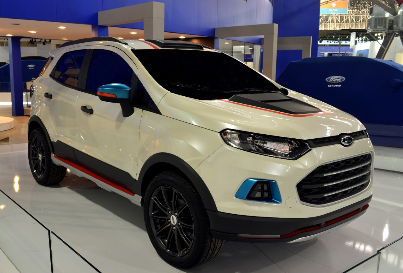 Ford ecosport beast concept1