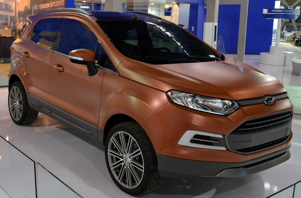 Ford Ecosport Beauty Concept1
