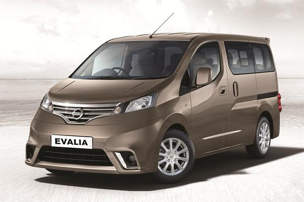 Nissan Evalia Special Variant