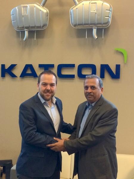 Tata AutoComp and Katcon