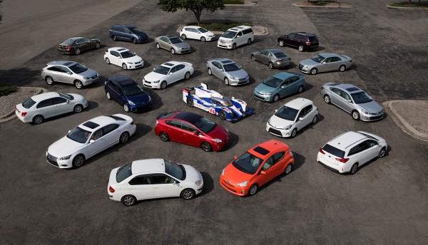 Toyota Hybrid sales cross 7 million