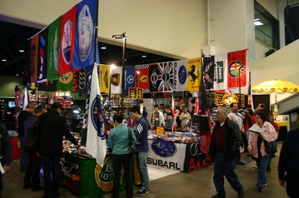 57th Annual San Francisco International Automobile Show