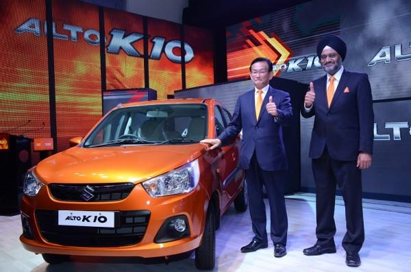 Maruti Suzuki Alto K10 launch 2
