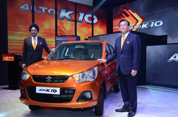 Maruti Suzuki Alto K10 launch