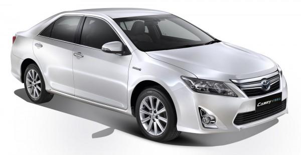 Toyota Camry Hybrid 1st Anniversary