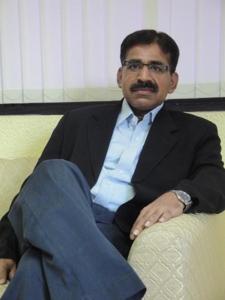 Mr. Mahesh N Salkar TKM