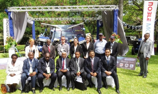 ESCORTS MAKES IN INDIA FOR TANZANIA TRACTOR MARKET