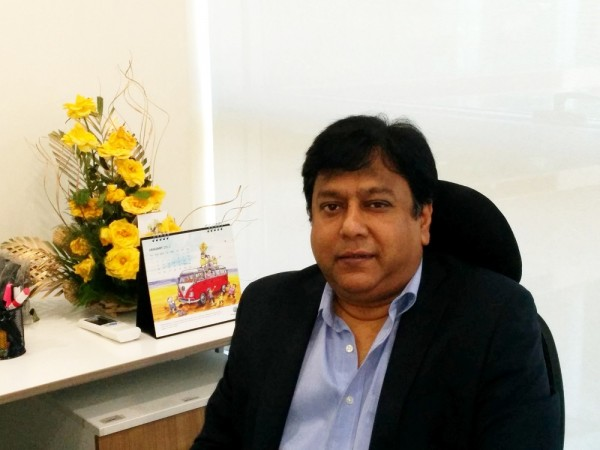 Mr. Kamal Basu Head Marketing & PR Volkswagen Passenger Cars
