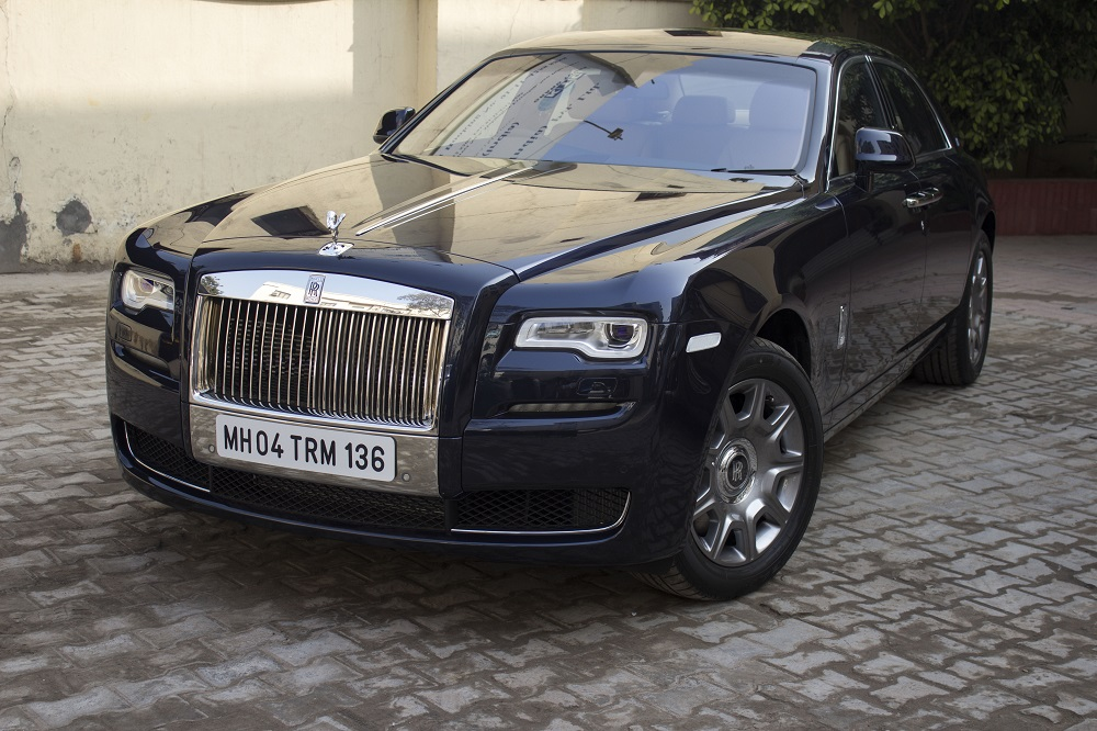 Ktc India Adds The Brand New Rolls Royce Ghost Series Ii To Its Fleet Of Luxury Cars
