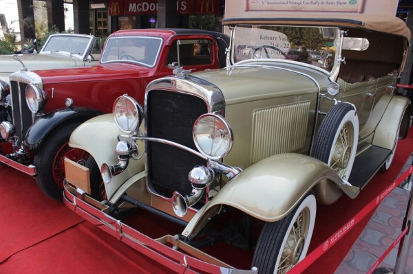 5th edition of 21 Gun Salute International Vintage Car Rally & Concours Auto Show