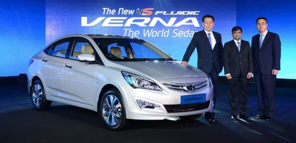 All New 4S Verna - photo 1