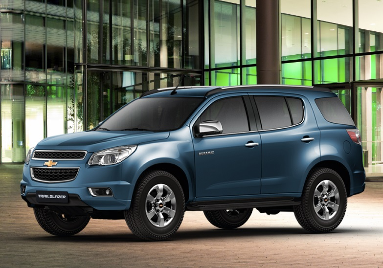 General Motors India To Launch Chevrolet Trailblazer Suv In 2015 And