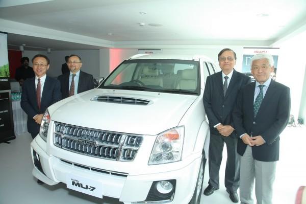 Isuzu inaugurates dealership in Lucknow