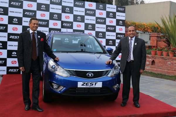 Launch of Zest in Nepal