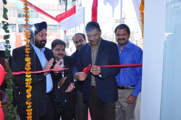 New Dealership Inauguration of Yamaha in Gurgaon