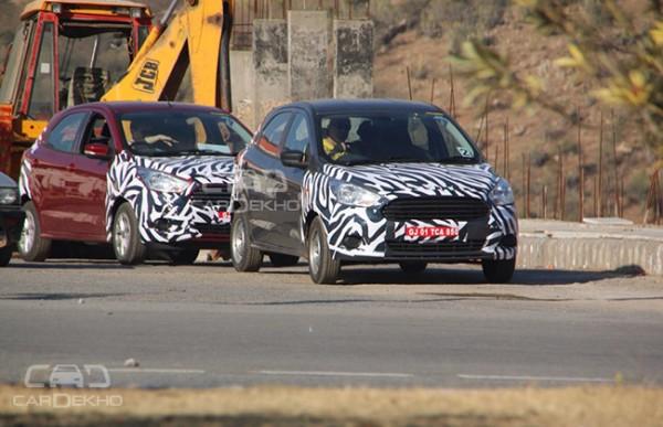 New Ford Figo Sedan 5