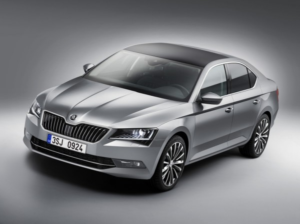 The New SKODA Superb (3)