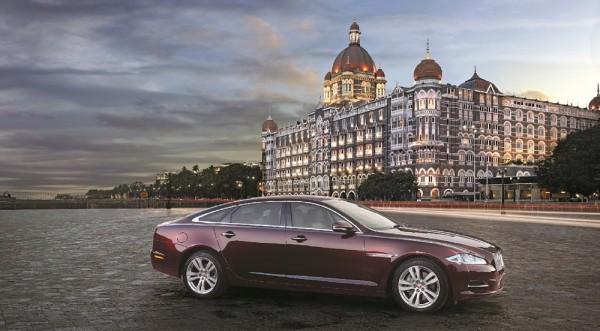 Jaguar XJ India sales