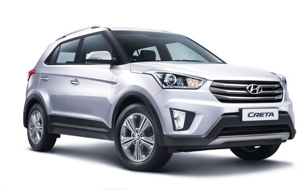 10000 plus bookins for Hyundai Creta