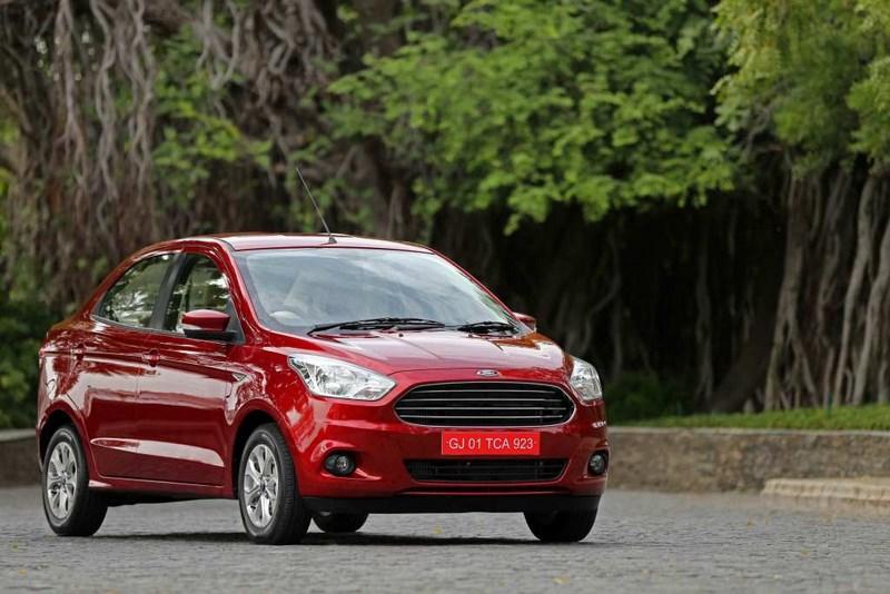 Ford Figo Aspire - 1