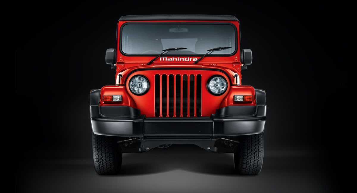 Mahindra Launches Facelifted Thar Crde Starts At Rs 8 03