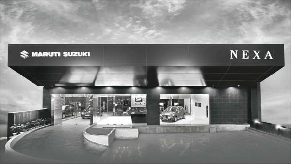 Maruti Suzuki NEXA dealership