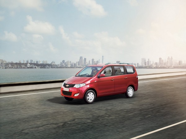 New Chevrolet Enjoy
