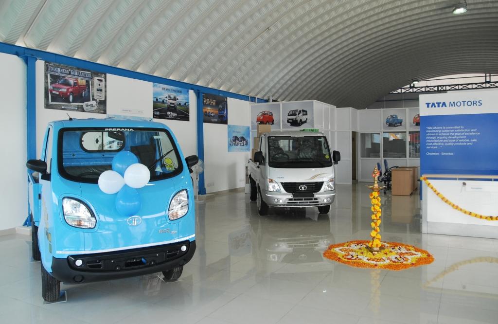 Tata motors to commence a new full range commercial for Tata motors commercial vehicles