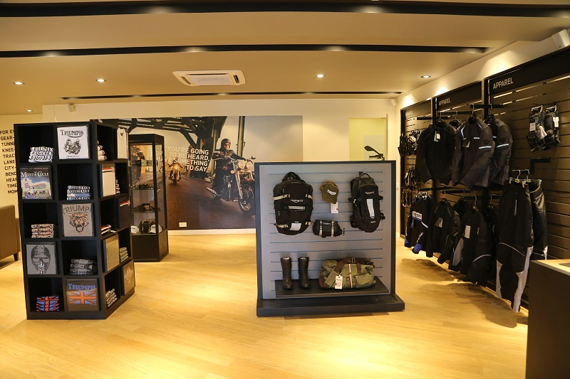 Triumph Motorcycle Dealership Indore (1)