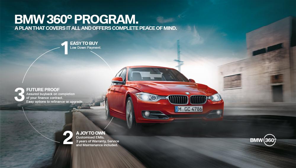BMW 360 program