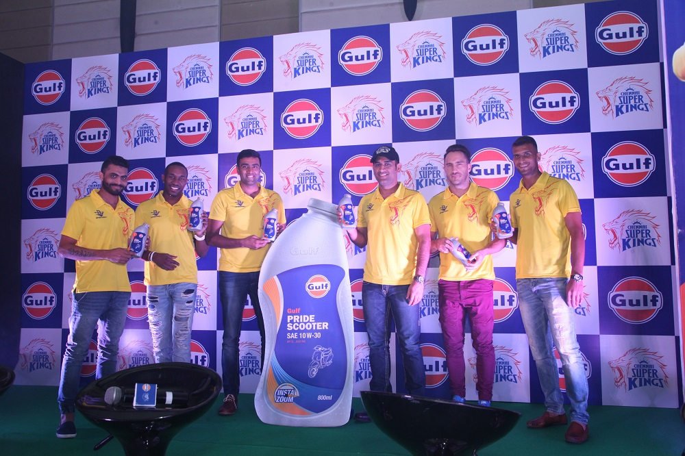 Gulf Oil Lubricants launches Gulf Pride Scooter oil -