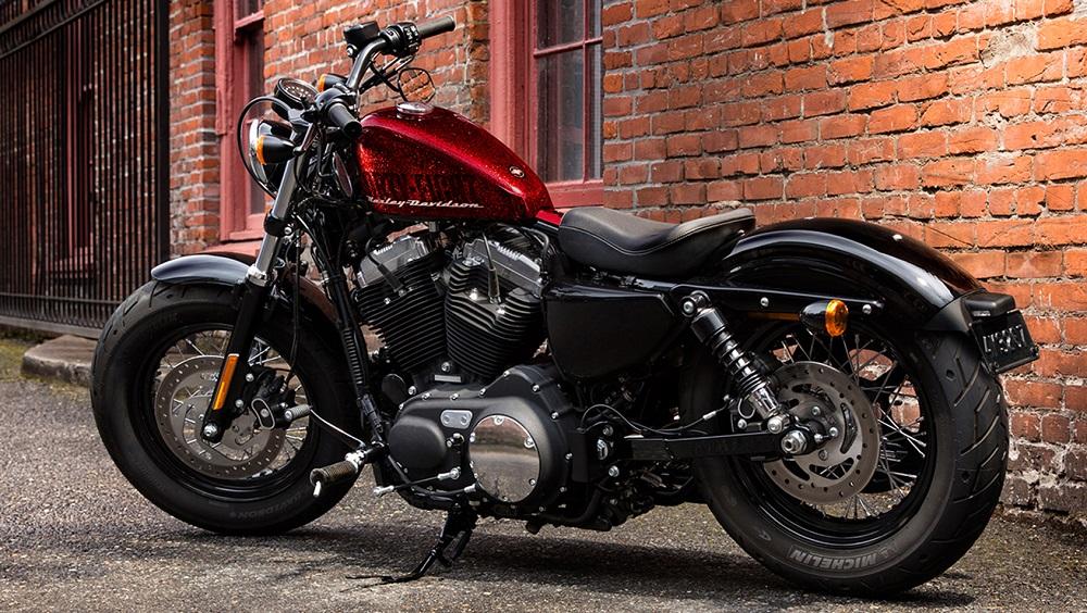 Harley Davidson Michelin tie-up