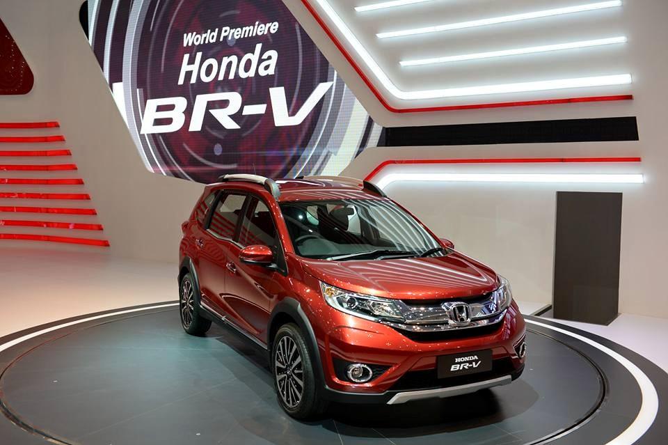 Honda BR-V 1