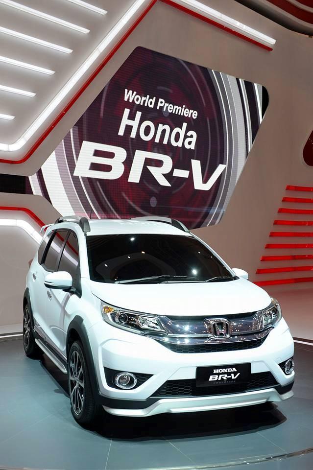Honda BR-V 2