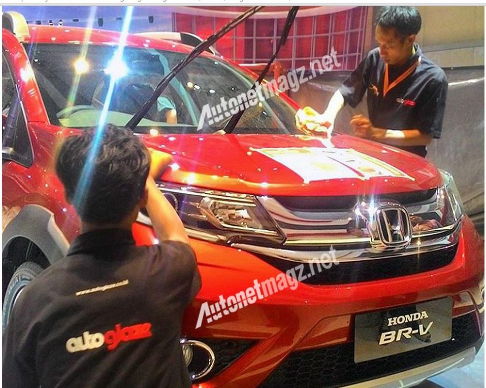 Honda BR-V SUV 2