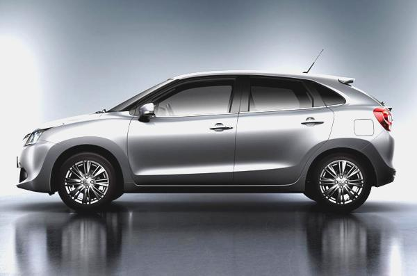 Suzuki Baleno Official Picture