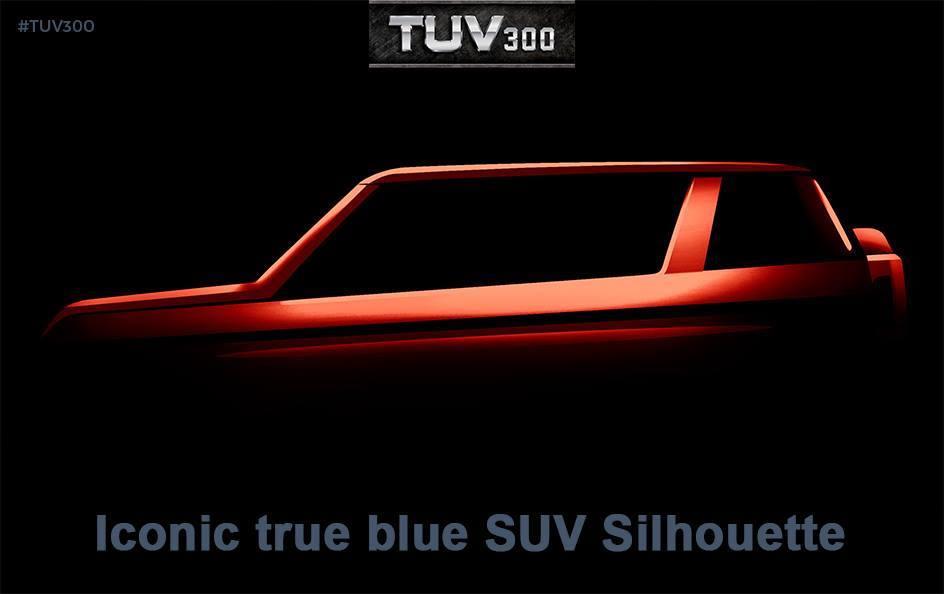 TUV300 sillouette