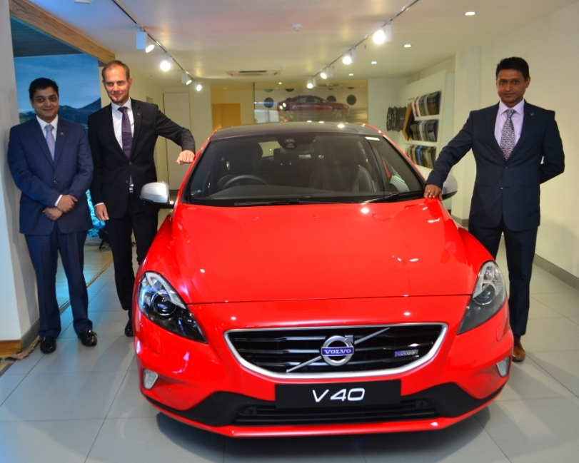 Volvo Cars Opens Dealership In Kolkata