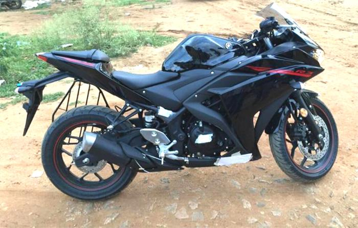 Yamaha R3 India scoop