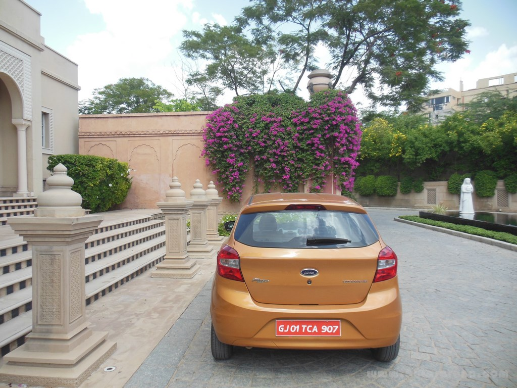 Ford Figo Hatchback (12)