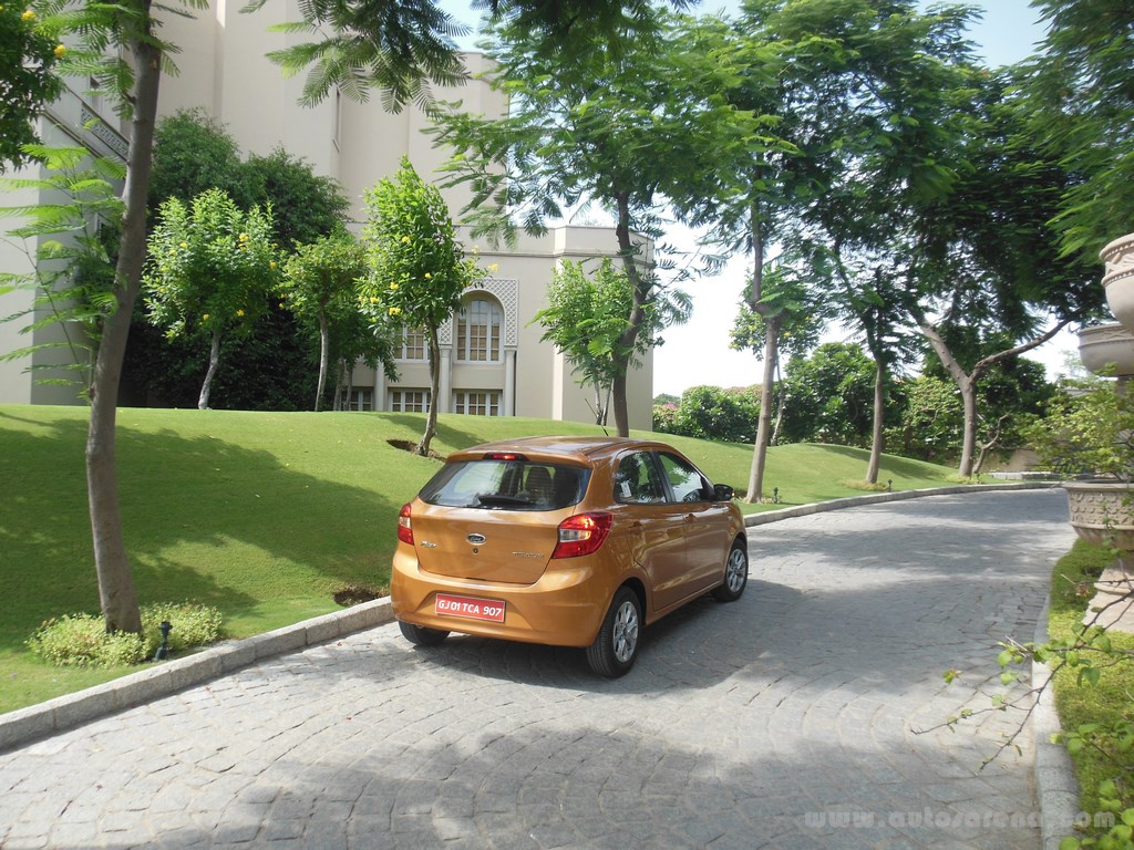 Ford Figo Hatchback (14)