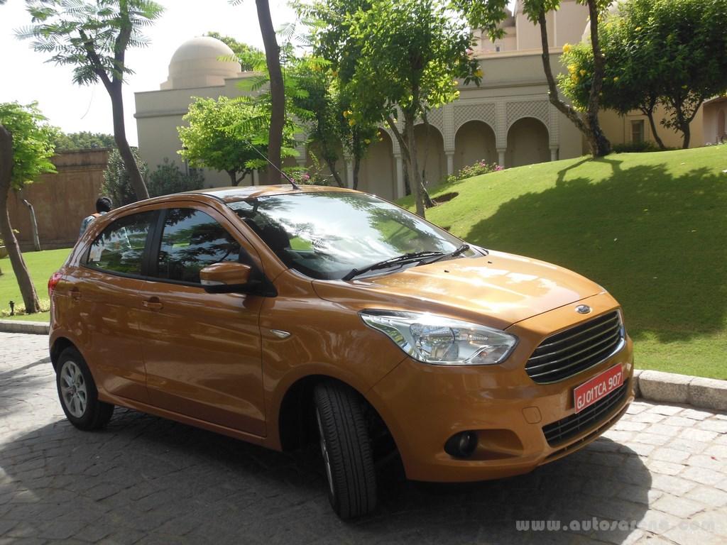 Ford Figo Hatchback (15)