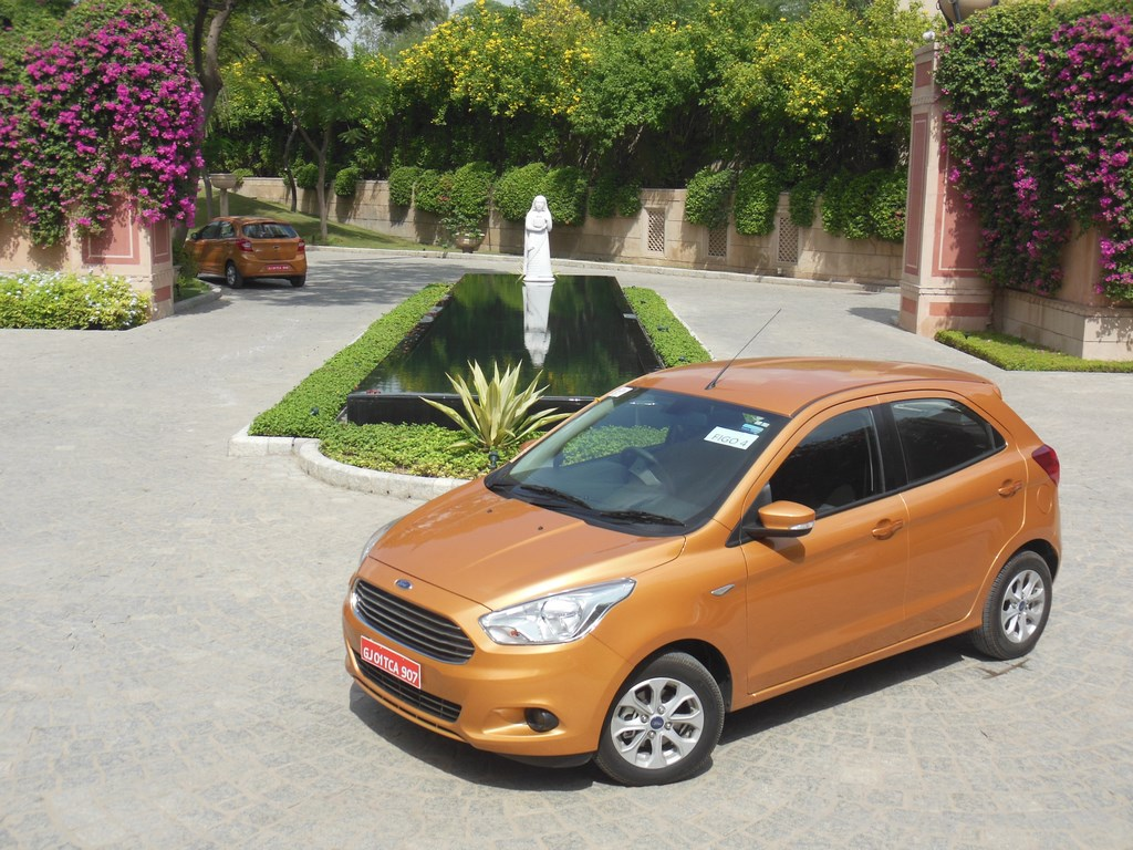Ford Figo Hatchback (2)
