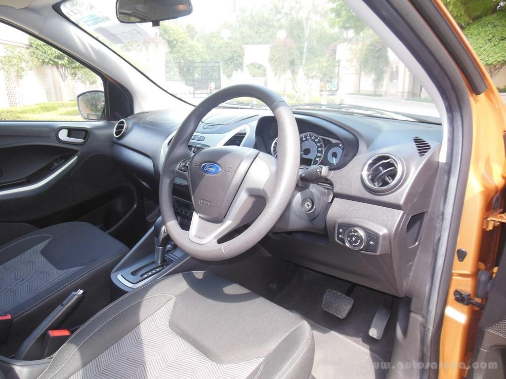 Ford Figo Hatchback (20)