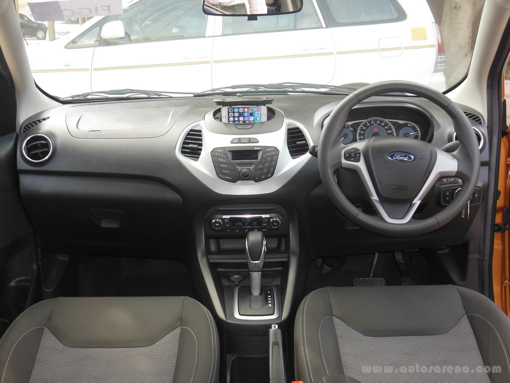 Ford Figo Hatchback (22)