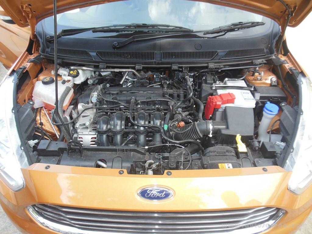 Ford Figo Hatchback (24)